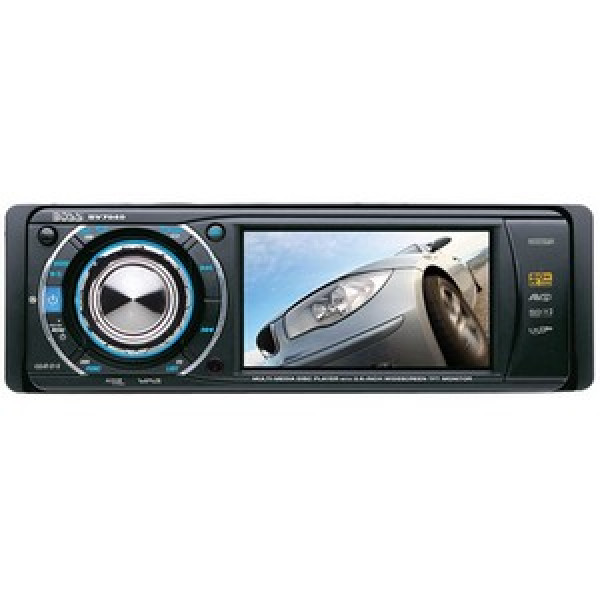 Boss BV7940 Car DVD Player - 320 W RMS - Single DIN