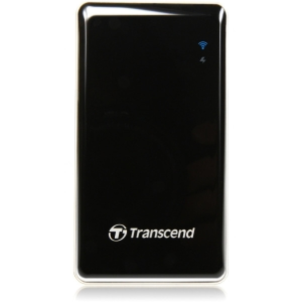 Transcend StoreJet Cloud 64 GB External Network Solid State Drive