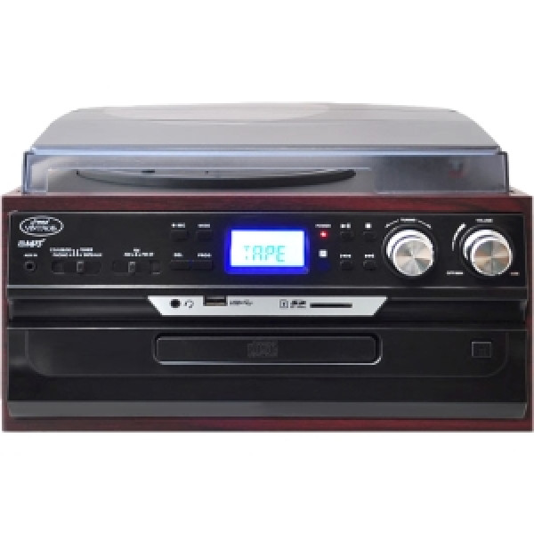 PylePro PTTCDS7U Record/CD/Cassette Turntable