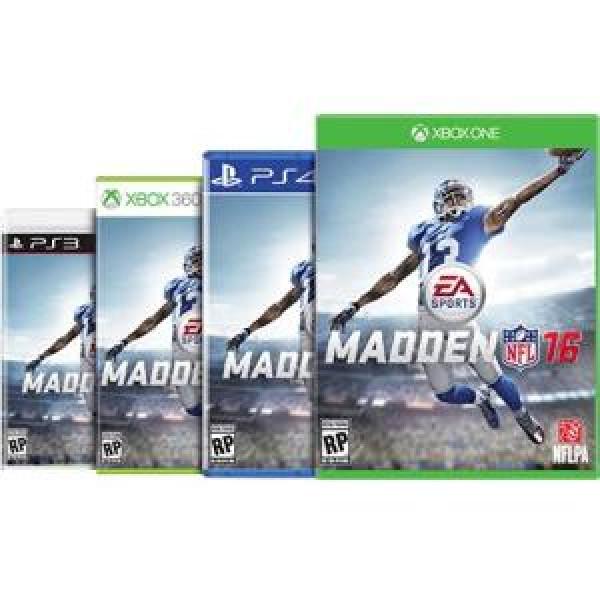 EA Madden NFL 16