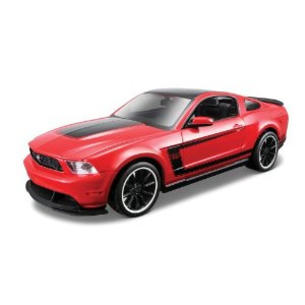 Maisto 1:24 ASSEMBLY LINE 1:24 AL 2012 Ford Mustang Boss 302 39269