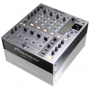 Pioneer DJM-700S - 4 Channel Mid-Range Digital Mixer (Silver)