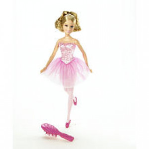 Barbie I Can Be A Ballerina Doll
