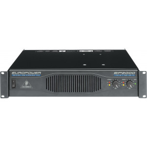 BEHRINGER EUROPOWER EP2000 2,000-Watt Stereo Power Amplifier