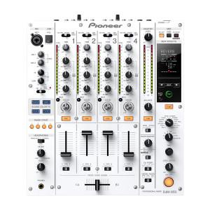 Pioneer DJM-850 White