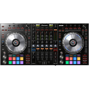 Pioneer - DDJ-SZ - 4-Channel Professional DJ Controller