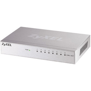 Zyxel GS-108B Desktop Gigabit Switch