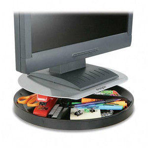 Kensington 60049 Spin2 Monitor Stand with SmartFit System