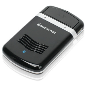 IOGEAR Solar Bluetooth Hands-Free Car Kit