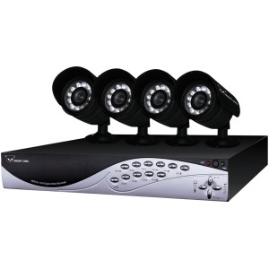 Night Owl TIGER-4500 Video Surveillance System