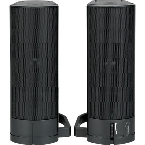 Digital Innovations AcoustiX 4330200 2.0 Speaker System - 3 W RMS