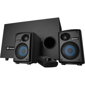 Corsair Gaming Audio SP2500 2.1 Speaker System - 232 W RMS