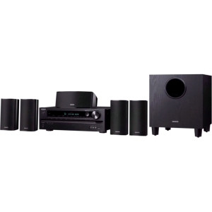 Onkyo HT-S3500 5.1 3D Ready Home Theater System - 660 W RMS - A/V Receiver - Black