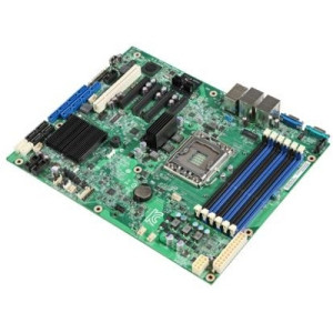 Intel S1400FP4 Server Motherboard - Intel C600-A Chipset - Socket B2 LGA-1356 - 5 Pack