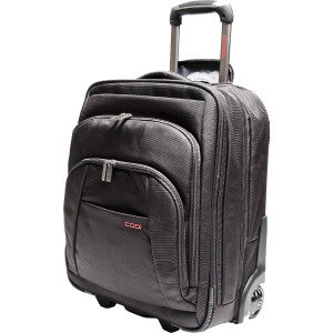 "Codi Mobile max Carrying Case (Roller) for 17.3"" Travel Essential - Black"
