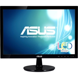 "Asus VS197T-P 18.5"" LED LCD Monitor - 16:9 - 5 ms"