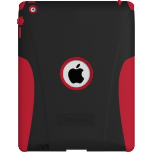 Targus SafePORT Case Rugged for iPad - Red