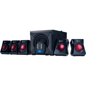 Genius GX Gaming SW-G5.1 3500 5.1 Speaker System - 80 W RMS