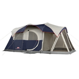 Coleman Elite WeatherMaster Screened 6 Tent