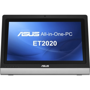 Asus ET2020IUKI-01 All-in-One Computer - Intel Core i3 i3-3220T 2.80 GHz - Desktop - Black
