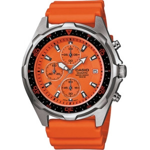 Casio Chronograph AMW380-4AV Wrist Watch