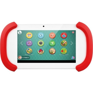 "Ematic FunTab 2 7"" HD Quad Core Kids Tablet with Android 4.2"