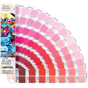 Pantone COLOR BRIDGE Uncoated Reference Printed Manual