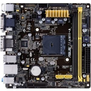 Asus AM1I-A Desktop Motherboard - AMD Chipset - Socket AM1