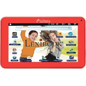 Lexibook Kids Tablet Master 2 Red