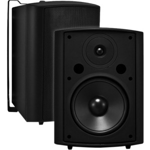 OSD Audio AP840 200 W RMS Outdoor Speaker - Black