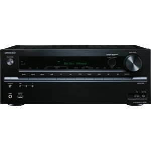 Onkyo HT-S9700THX 7.1 3D Home Theater System - 930 W RMS - 1080p - A/V Receiver - Black