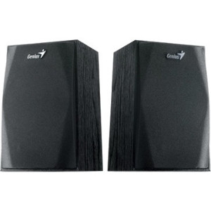 Genius SP-HF150 2.0 Speaker System - 4 W RMS - Black
