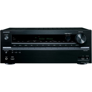 Onkyo HT-S7700 5.1 3D Ready Home Theater System - 1080p - A/V Receiver - Black