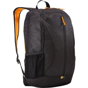 """Case Logic Ibira IBIR-115 Carrying Case (Backpack) for 16"""" Notebook, Tablet, iPad - Black"""