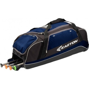 Easton Baseball Carrying Case for Baseball, Sports Equipment, Softball, Shoes, Accessories - Navy