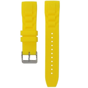 Martian Notifier Yellow Silicone Band