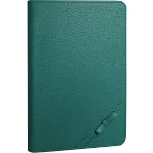 Gresso Valencia Carrying Case (Folio) for iPad Air - Emerald Green