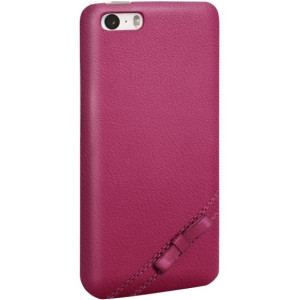 Gresso iPhone 5/5S Burgundy Snap-On Case - Valencia Collection