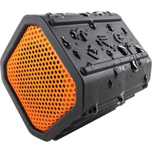 ECOXGEAR ECOPEBBLE GDI-EGPB100 Speaker System - Wireless Speaker(s) - Orange