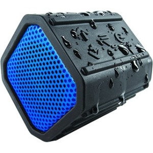 ECOXGEAR ECOPEBBLE GDI-EGPB102 Speaker System - Wireless Speaker(s) - Blue