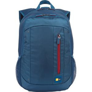 "Case Logic Jaunt WMBP-115 Carrying Case (Backpack) for 16"" Notebook, Tablet - Blue"