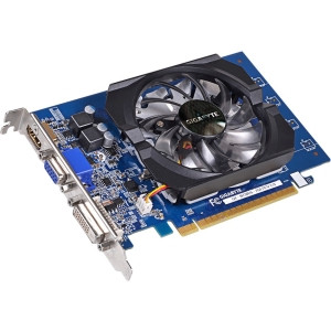 Gigabyte Ultra Durable 2 GV-N730D5-2GI (rev. 2.0) GeForce GT 730 Graphic Card - 902 MHz Core - 2 GB GDDR5 - PCI Express 2.0 x8 - Single Slot Space Required