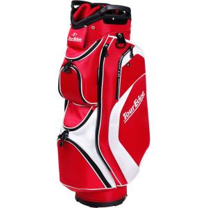 Tour Edge Hot Launch Carrying Case for Golf - Red, White