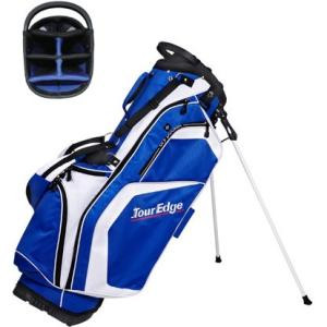 Tour Edge Hot Launch Carrying Case for Golf Accessories - Blue, White