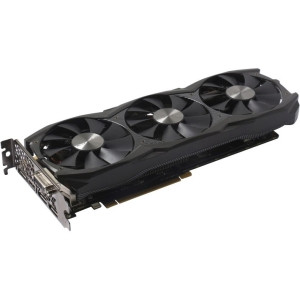 Zotac ZT-90107-10P GeForce GTX 970 Graphic Card - 1.23 GHz Core - 1.38 GHz Boost Clock - 4 GB GDDR5 - PCI Express 3.0 x16 - Dual Slot Space Required