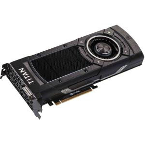 EVGA GeForce GTX TITAN X Graphic Card - 1.13 GHz Core - 1.22 GHz Boost Clock - 12 GB GDDR5 - PCI Express 3.0 x16 - Dual Slot Space Required