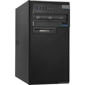 Asus D510MT-0G3250079F Desktop Computer - Intel Pentium G3250 3.20 GHz - Mini-tower
