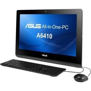 Asus A6410-B1 All-in-One Computer - Intel Core i3 i3-4160T 3.10 GHz - Desktop - Black