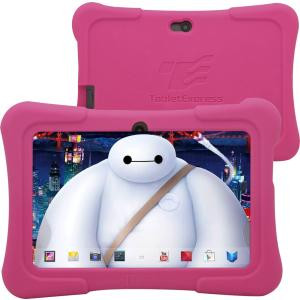 """Tablet Express Dragon Touch 7"""" Android Kids Tablet - Pink"""