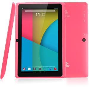 "Tablet Express Dragon Touch 7"" Quad Core Android Tablet - Pink"